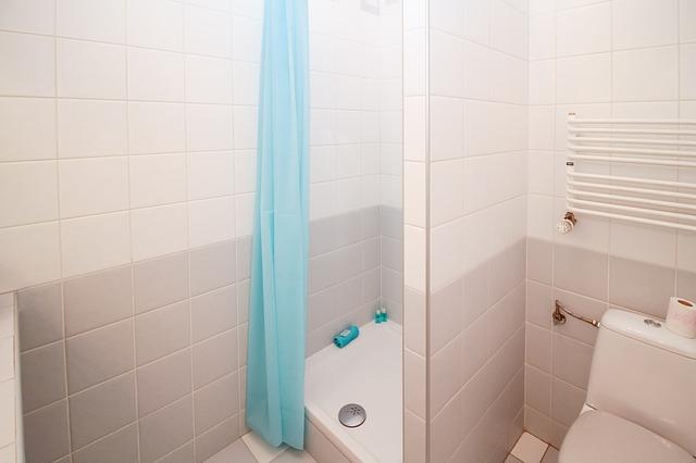 Comment laver un rideau de douche qui a moisi ?